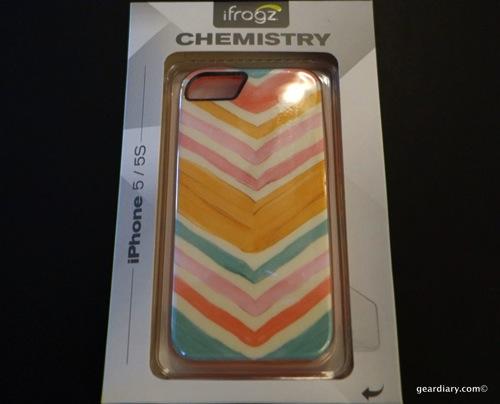 Gear Diary iFrogz Chemistry Chic Chevron 05