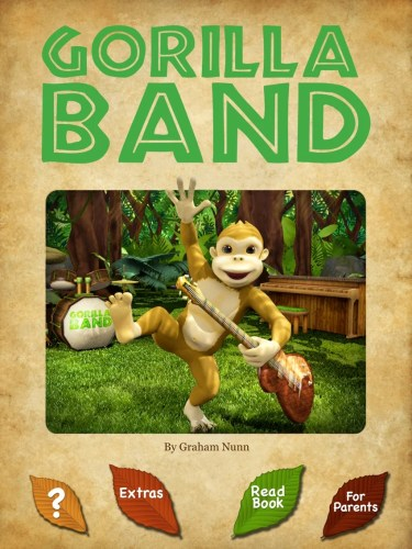 Gorilla Band Will Have Your Child Swinging from the Vines
