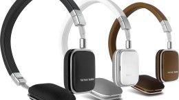 New Harman Kardon SOHO Headphones Look Small but Promise Big Sound