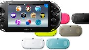 Sony Introduces New Playstation Vita Models in Color