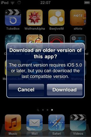 iOS Last Version Download