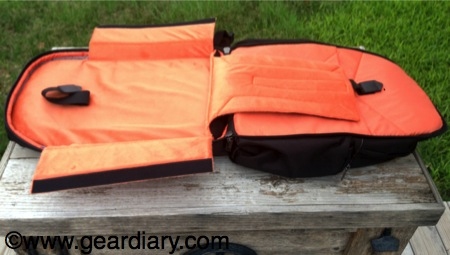 GearDiary Everki Atlas Checkpoint Friendly Backpack Review - a Wearable Mobile Office