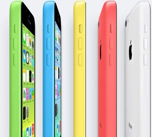 Reading the Tea Leaves on the 5c Launch