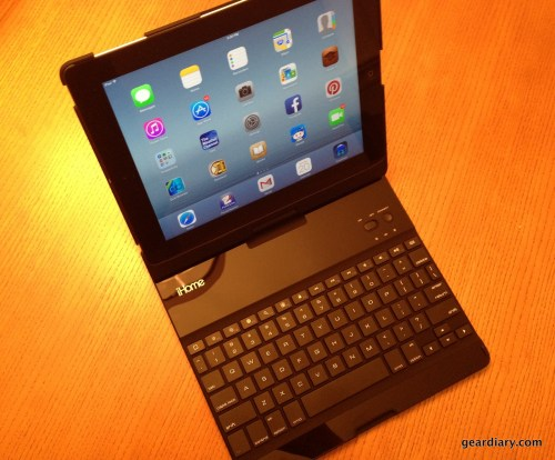 iHome Type Pro Bluetooth Keyboard Case Review - The iPad's Laptop Experience  iHome Type Pro Bluetooth Keyboard Case Review - The iPad's Laptop Experience  iHome Type Pro Bluetooth Keyboard Case Review - The iPad's Laptop Experience