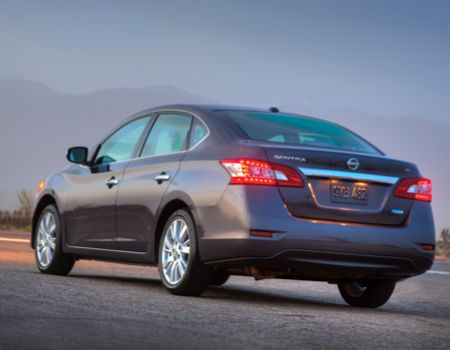 2013 Nissan Sentra Is a 'Great Little Car'  2013 Nissan Sentra Is a 'Great Little Car'  2013 Nissan Sentra Is a 'Great Little Car'  2013 Nissan Sentra Is a 'Great Little Car'  2013 Nissan Sentra Is a 'Great Little Car'
