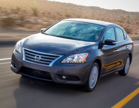 2013 Nissan Sentra Is a 'Great Little Car'  2013 Nissan Sentra Is a 'Great Little Car'