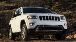 2014 Jeep Grand Cherokee Most Rewarding SUV