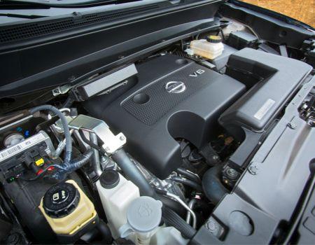 260hp 3.5-liter V-6 engine