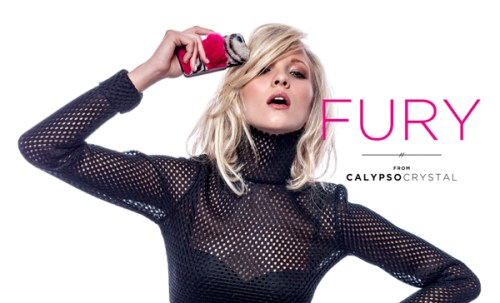 Calypso Crystal Fury Collection Takes Couture Fug to a Whole New Level