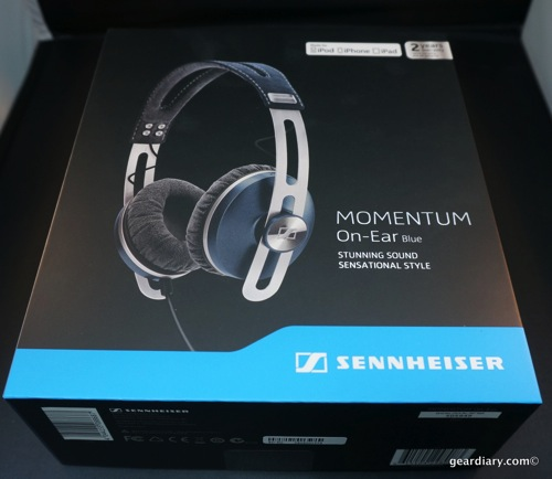 Gear Diary Sennheiser Momentum OnEar Headphones 13