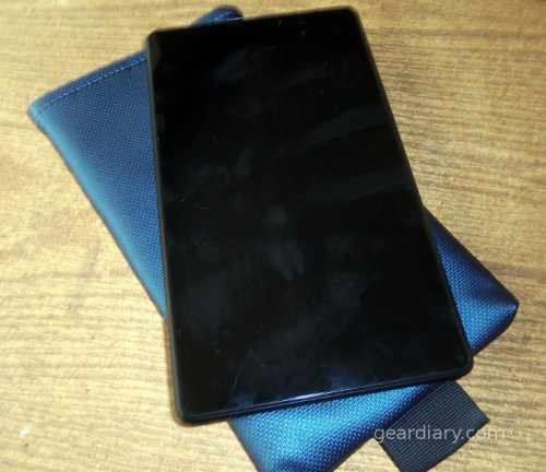 2013 Google Nexus 7 Android Tablet Review - Same Name, Big Improvements