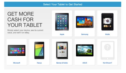 """How To List Your """"Old"""" Devices with eBay's New Simple Flow"""