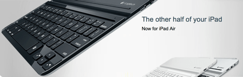Check Out Logitech's Lineup for the New iPad Air - Complements and Completes