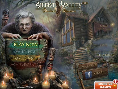 Silent Valley: Mystery Mansion HD Cloaks iOS in Secret Terrors!
