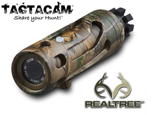 TACTACAM Bow Stabilizer Brings HD Video To Your Bow  TACTACAM Bow Stabilizer Brings HD Video To Your Bow