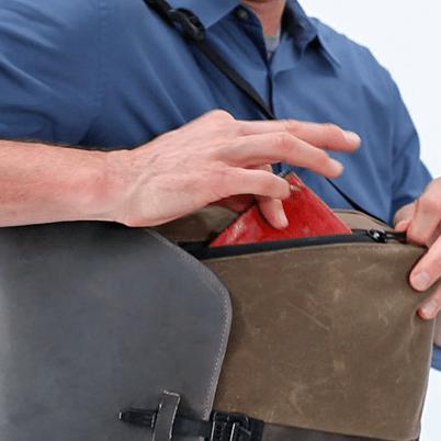 Waterfield Staad Backpack - 10