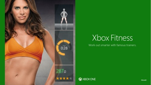 GearDiary Xbox One to Feature Xbox Fitness Free for Gold Subscribers