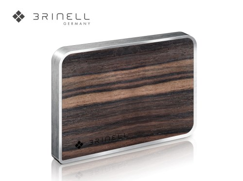 Brinell GmbH Introduces Stylish, Speedy SSDs in Seven Styles