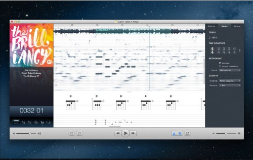 Introducing Capo 3 For Mac Featuring Automatic Chord And Beat Detection