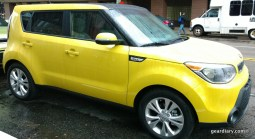 GearDiary 2014 Kia Soul Stays Fresh with Funky Styling and Special Features