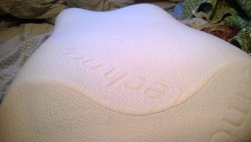 Technogel Contour Pillow Review - The End of the Triple Pillow Alliance!