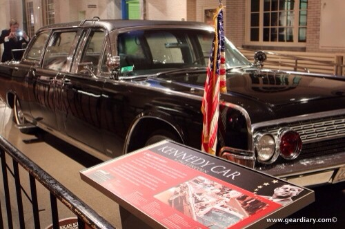 Baby You Can Ride My Car. The Kennedy Car 50 Years Later