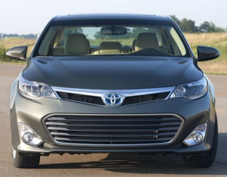 Toyota Avalon Finally Gets a Personality  Toyota Avalon Finally Gets a Personality