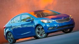 Joy of Driving Alive and Well in All-New 2014 Kia Forte EX Sedan