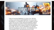 Battlefield 4 Player Appreciation Week Is Nov 28 - Dec 5
