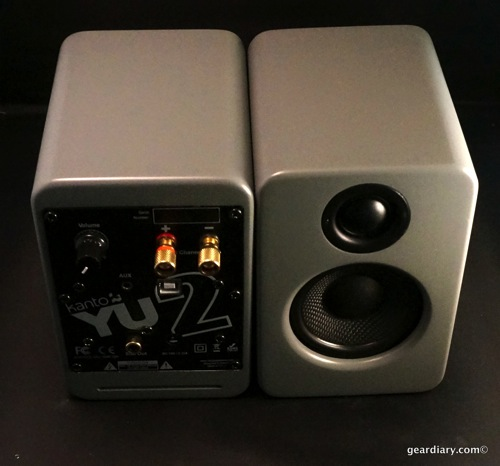 Kanto YU2 Powered Desktop Speakers Review - How a Set of Wired Speakers Rock My World!  Kanto YU2 Powered Desktop Speakers Review - How a Set of Wired Speakers Rock My World!
