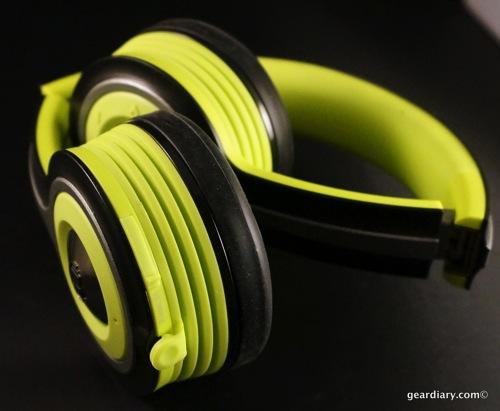 Gear Diary Monster iSport Freedom Bluetooth Headphones 27