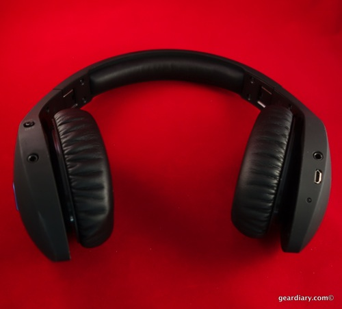 Velodyne vQuiet Over-Ear Noise Cancelling Headphones