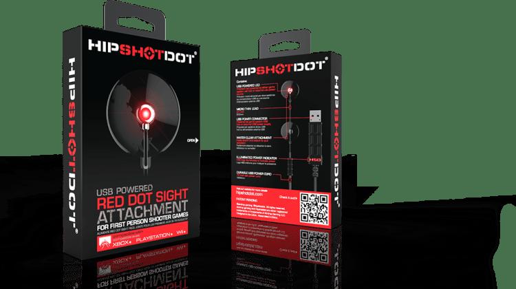 HipShotDot