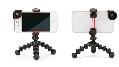 JOBY MPod Mini - A Mini Universal Smartphone Tripod for the Smartphone Photographer
