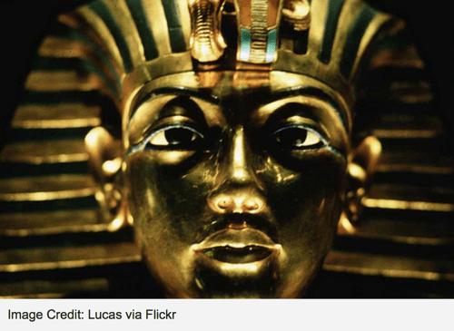 Walk Like an Egyptian, Die Like a Pharaoh
