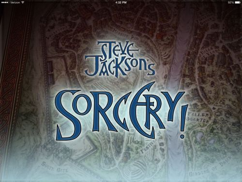 "Award-Winning Story Games ""80 Days"" and ""Steve Jackson's Sorcery!"" Coming to PC and Mac This Fall"