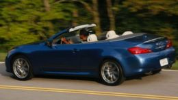 GearDiary The Name Has Changed, but the Story Remains the Same for the 2014 Infiniti Q60S Convertible