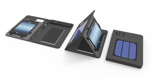 Get Power On the Go with the PowerBinder