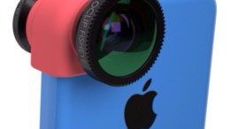 More Colorful Picture Taking With Olloclip's New 3-in-1 iPhone 5C Lens