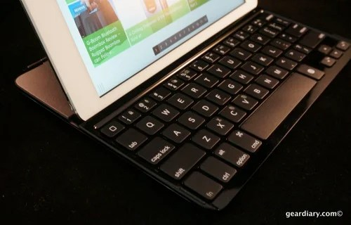 Logitech's Ultrathin Keyboard Cover Has Your iPad and Typing Needs Covered