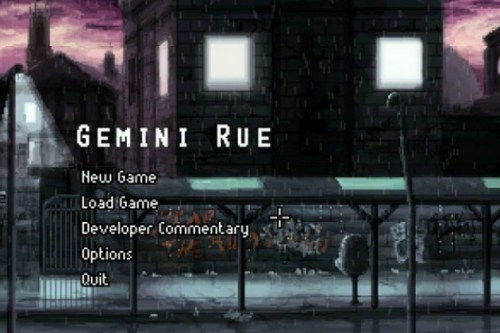Review: Gemini Rue Brings Excellent Adventure Gaming to Android, Launches with New Humble Bundle