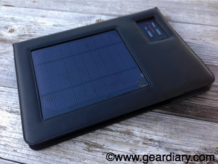 PowerBinder Solar Charging Binder Review  PowerBinder Solar Charging Binder Review