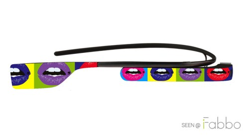 GPOP Makes Wearing Your Google Glass Even More of a Spectacle