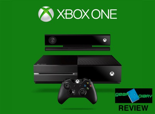 Xbox One Gear Diary Review Cover