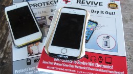 GearDiary BHEESTIE Bags Review - Protech and Revive Your Wet Devices