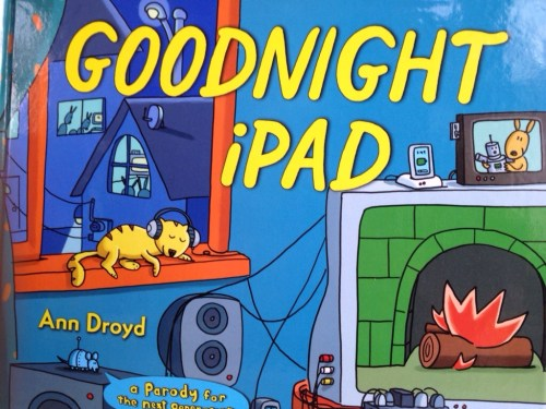 Goodnight iPad Book Review