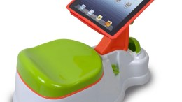 GearDiary Commonsense.org Commercial Takes on the iPotty Concept