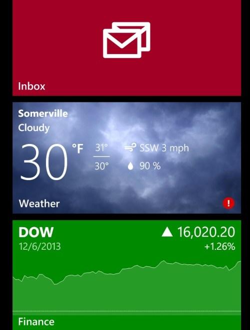 The Eternal Optimism of Bing Weather