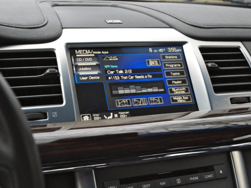 Ford Announces Four New SYNC Apps at CES