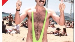 You Can Get Ready for Spring but There is NO WAY to Get Ready for the Mankini!